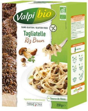 Tagliatelles de riz brun - Produit - fr