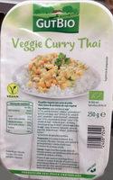 Veggie Curry Thai - Producto