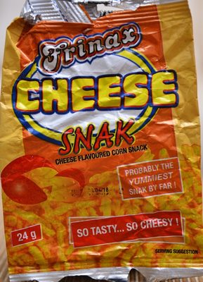 Cheese Snak - Product - fr