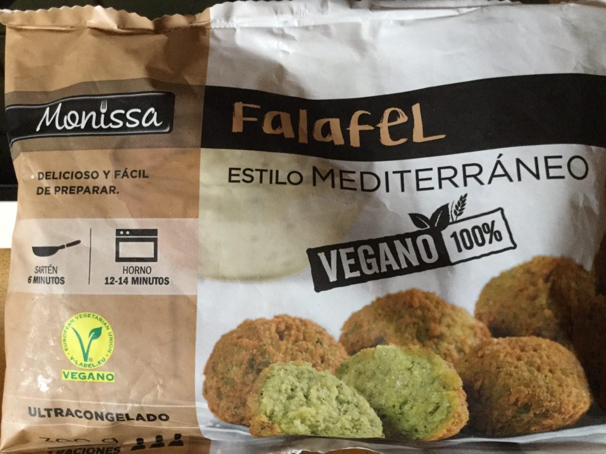 Falafel estilo mediterráneo - Producto - es
