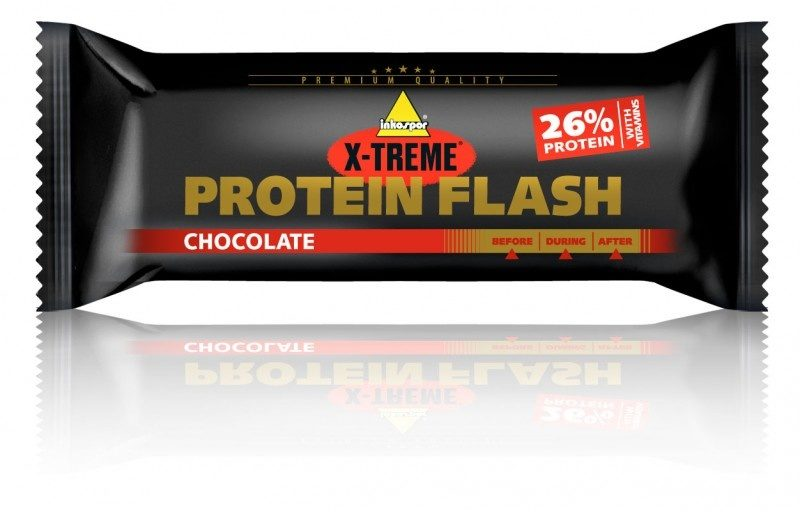 Protein Flash Chocolat - Ingredients - fr