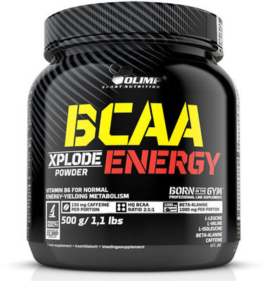 BCAA Xplode Energy Olimp - Produit
