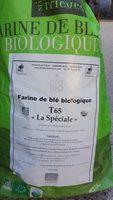 Farine de blé Biologique T65 La Spéciale - Product - fr