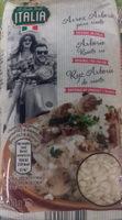 Arroz Arborio para risotto - Producto