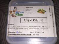 Glace praliné - Product - fr