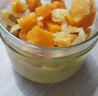 Poke bowl à la courge butternut - Nutrition facts - fr