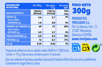 Cous Cous Mediterráneo - Nutrition facts
