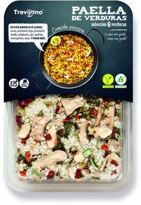 Paella Seleccion 6 Verduras - Producto - es