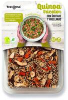 Quinoa Tricolor con Shiitake y Avellanas - Producto