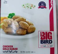 Chicken Gola Kabab - Product