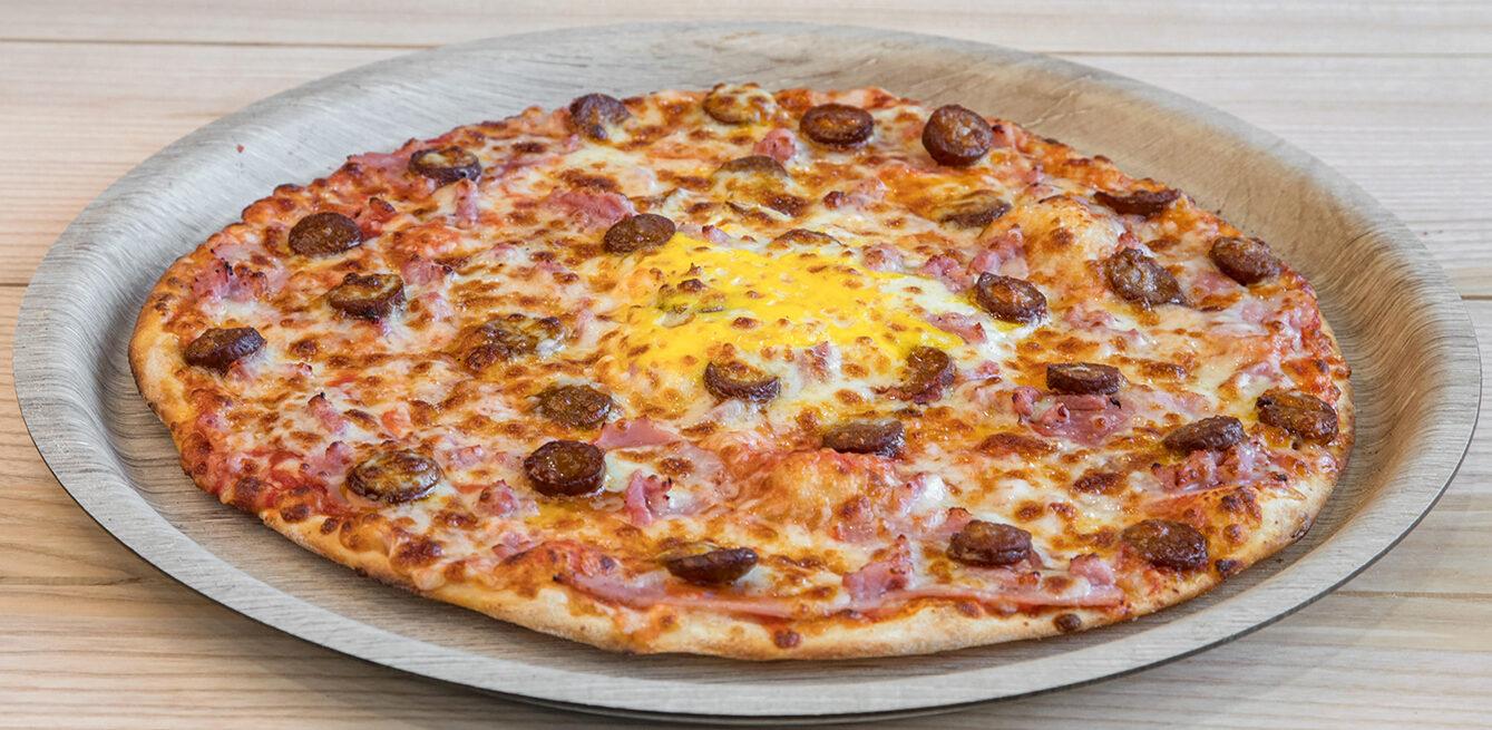 Pizza Suprême - Product