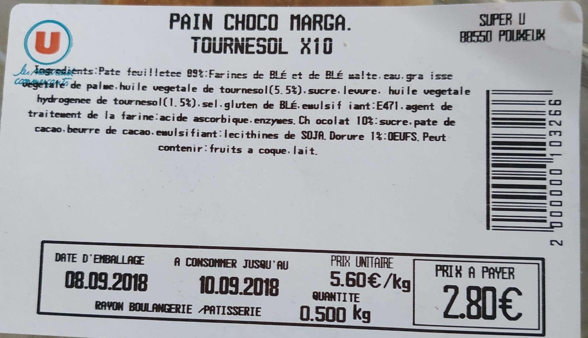 Pain au chocolat - Product