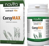Corsy MAX Cordyceps sinensis - Product