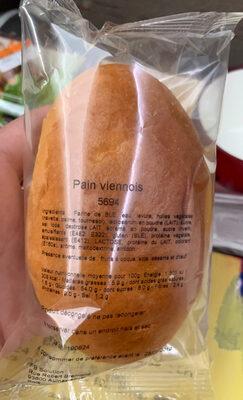 Pain viennois - Produit - fr