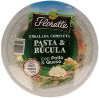 Ensalada pasta & rúcula - Producte - es
