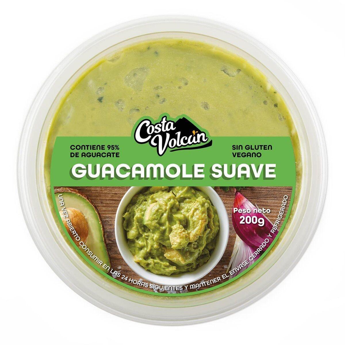 Guacamole suave - Product