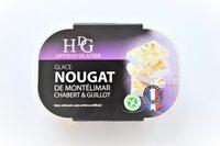Glace NOUGAT de Montélimar Chabert & Guillot - Product - fr