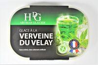 Glace à la VERVEINE DU VELAY - Produit