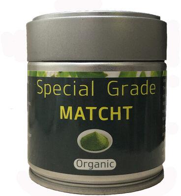 DragonKay168 Special Grade Stone Mill MATCHA - Product