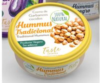HUMMUS TRADICIONAL 100% NATURAL TASTE SHUKRAN - Producto - es