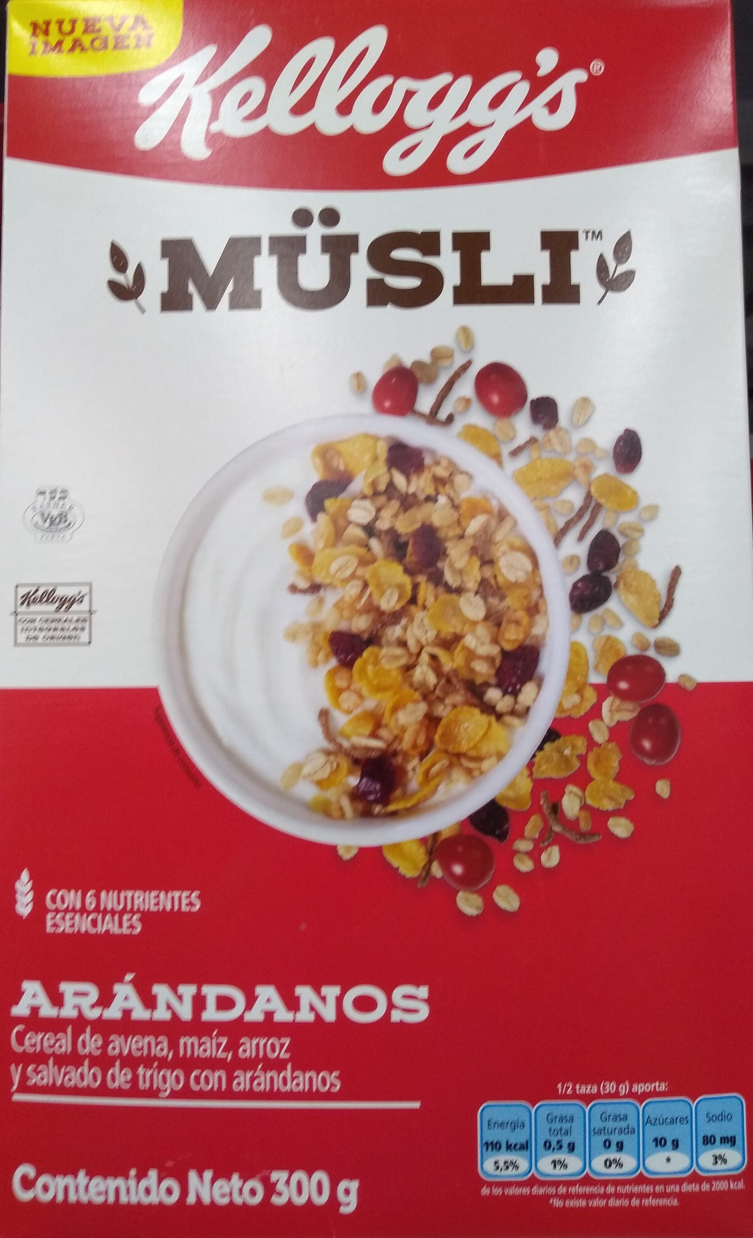 MUSLI - Produit