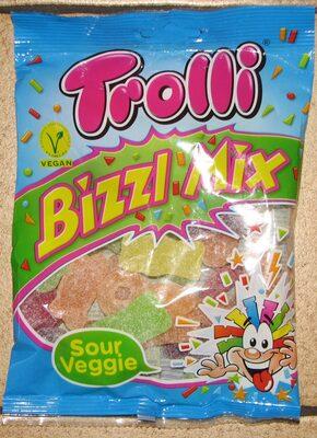 Trolli Bizzl Mix - Produit - de