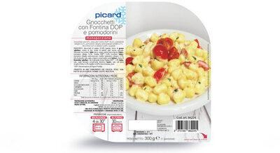 Gnochetti con Fontina DOP e pomodorini - Product - fr