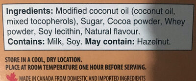 Selection Premium Chocolate Truffles - Ingredients - en