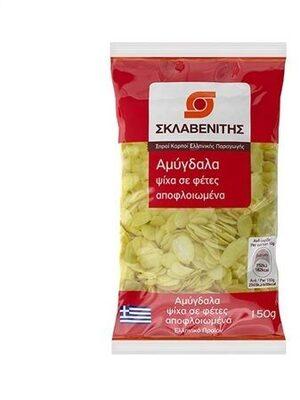 Αμύγδαλα ψίχα σε φέτες - Product - el