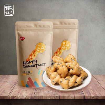 Huiji Fired Mini Dough Twist - Produit - en