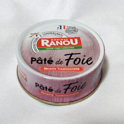 Pâté de Foie - Product - en