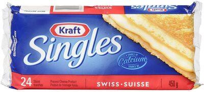 Singles Suisse - Produit - fr