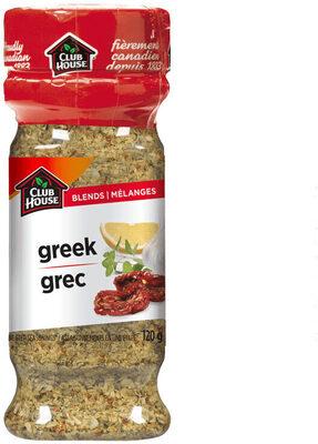mélanges Grec - Product - fr