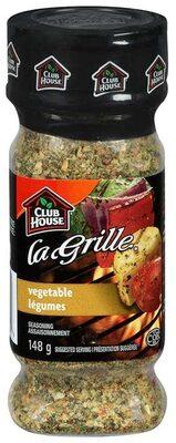 Assaisonnement Légumes - Product - fr