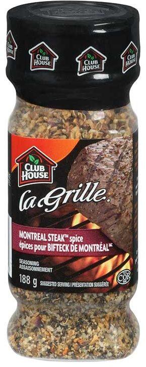 épices Bifteck de Montréal - Product - fr