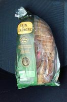 Pain campagne bio - Product - fr