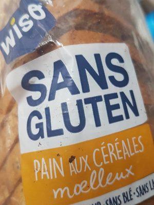 pain sans gluten decongele - Produit - fr