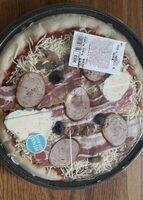 Pizza à l'andouille de Guéméné - Produit - fr