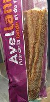 Baguette Avellann 250g - Product