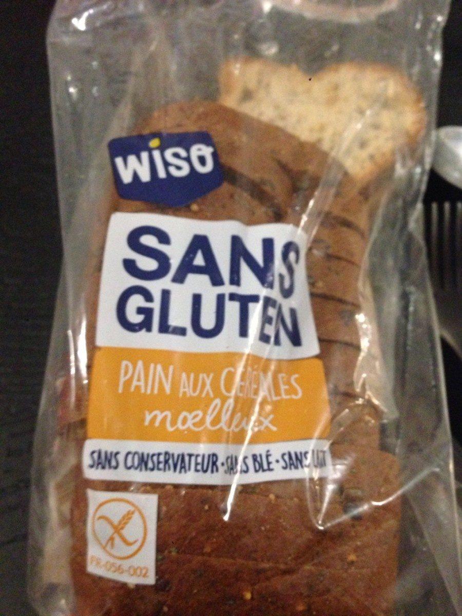 Pain aux céréales sans gluten - Produit - fr