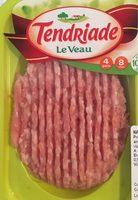Hachés de veau - Product - fr