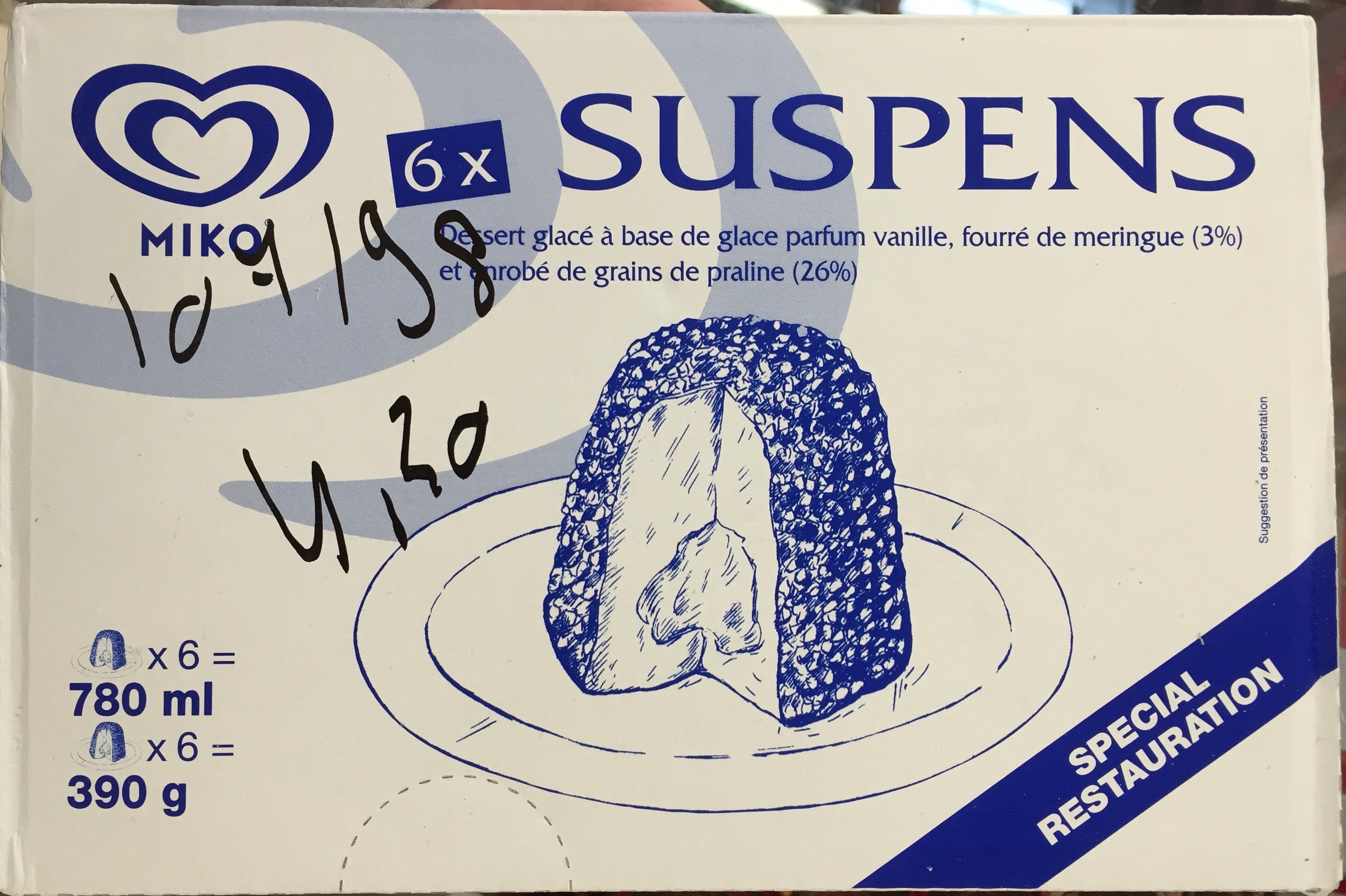 Suspens - Product - fr