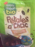 Pétales O Choc - Produit