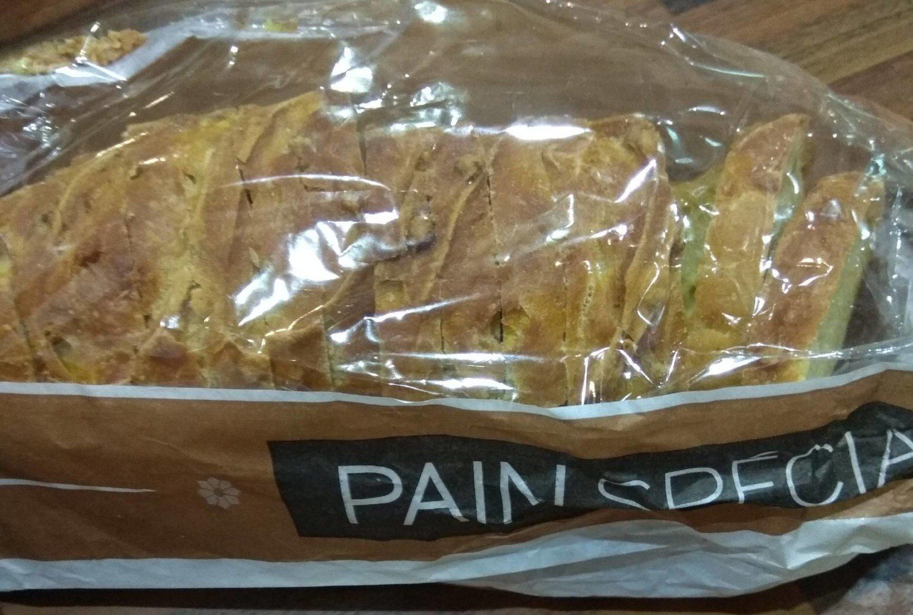Pain au mais - Produit