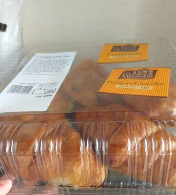 5 Croissants - 5 Pains au chocolat -  (Pur beurre) - Product