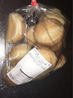 Lot de petit pain rond 10+1 gratuit - Produit - fr