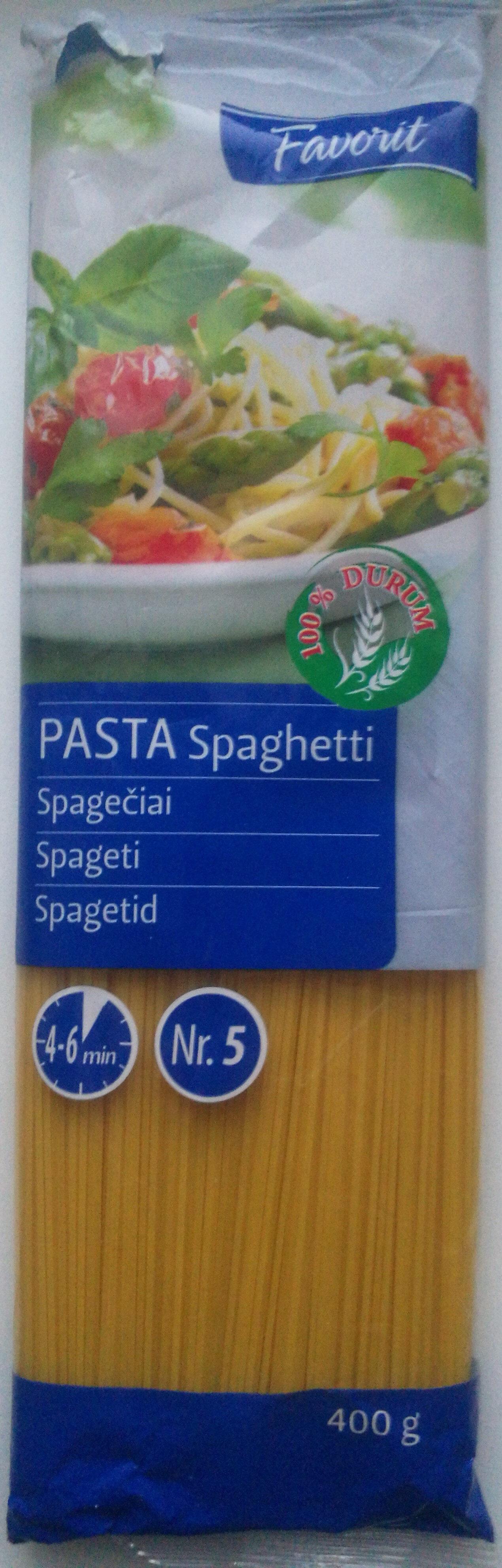 Spagečiai - Produit - lt