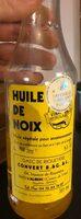 Huile de noix - Product - fr