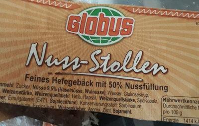 Nuss-Stollen - Produit - de