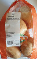 Weizenbrötchen 5er - Produkt